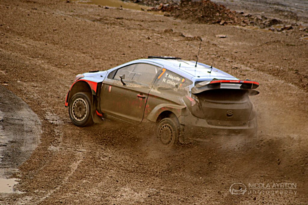 Rally Wales GB 2014 - Photo by Nixcy https://www.flickr.com/photos/nixcy/ for more