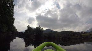 Llyn Padarn a relax kayak adventure