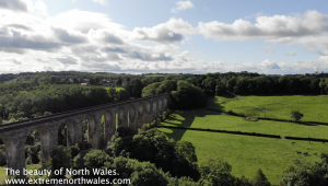 cefn viaduct and the panorama